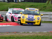 Mini Challenge UK  Sunday Race Winner