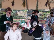 Halloween Trick and Treat Fun at Gallions Reach