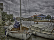 Grey Day on the Broads