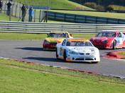 Ascars racing at Snetterton