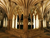 PROJECT 52, AFTER DARK, CATHEDRAL CLOISTERS