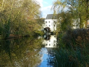 MILL REFLECTION AT FAKENHAM