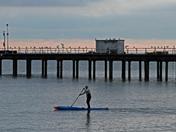 Felixstowe paddle