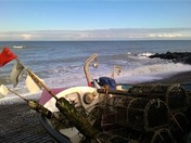 Crab boats in Sheringham