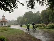 Project 52 - Cycling in the rain