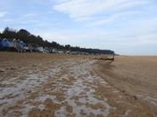 Frosty Wells beach