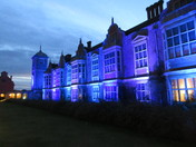 Magical Blickling Hall ready for Christmas
