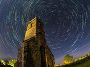 Panxworth Star Trail