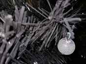 Project 52 - Black Christmas Tree