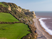 Branscombe East Cliff