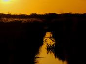 Sunset at Carlton Marshes