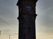 A prominent landmark in Exmouth