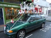 Christmas Car !