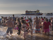 Exmouth Christmas swim