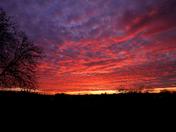 29th December sunset