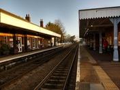 Wymondham Rail Station - Beautiful Norfolk