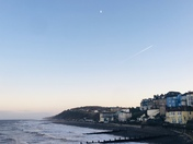 View from Cromer Pier