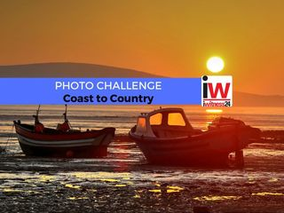 Photo Challenge: Coast to Country