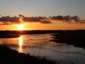 Muddy Sunset