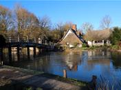 Flatford Suffolk