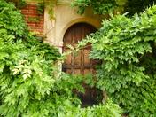 PROJ 52. HIDDEN, DOORWAY AT BLICKLING HALL