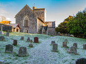 St Winfred's Church Branscombe