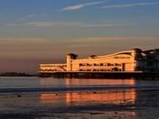 Grand Pier and Birnbeck Pier