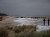 The Sea At Lowestoft