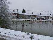 SNOWFALL AT HEMPTON ON 10.2.20