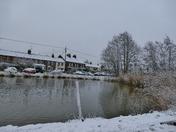 SNOWFALL AT HEMPTON 10.2.20