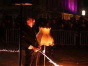 Pyrotechnics - street fire theatre