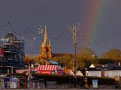 Felixstowe rainbow