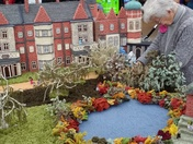 Wonderful Sandringham display at Forum