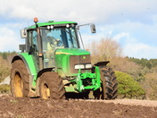 Roydon Vintage Ploughing Charity Event