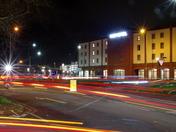 Ipswich after dark