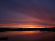 Dawn over Strumpshaw Fen