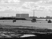Mid Day at West Mersea