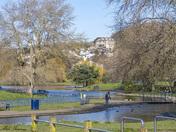 Portishead lake Grounds