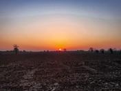 Stalham at Sunset