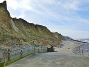 WEST RUNTON BEACH AND CLIFFS