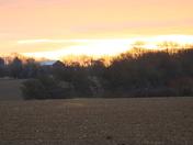 Frosy sunrise