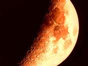 Enhancing the moon