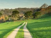 Tracks of Branscombe