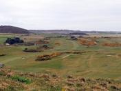 Sheringham golf course