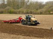 sowing next seasons crop