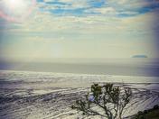 Sand Point, stunning scenery