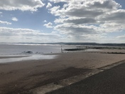 Beautiful Exmouth Beach