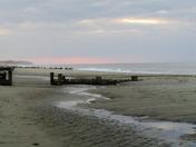 Walcott beach