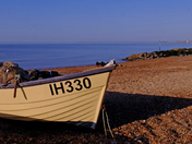 Perfect Felixstowe Bank Holiday Monday at 6.30 in the morning :)