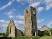 Church Ruins at Roudham